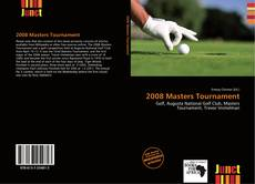 Couverture de 2008 Masters Tournament