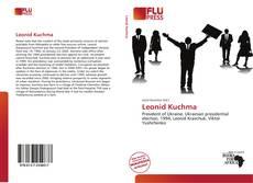 Leonid Kuchma kitap kapağı