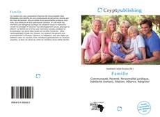 Bookcover of Famille