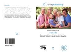 Capa do livro de Famille