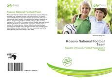 Portada del libro de Kosovo National Football Team