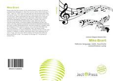 Capa do livro de Mike Brant