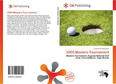 Couverture de 2005 Masters Tournament