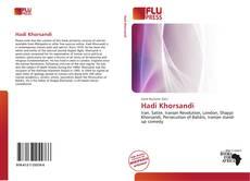 Hadi Khorsandi的封面