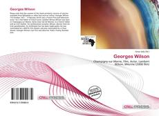 Bookcover of Georges Wilson