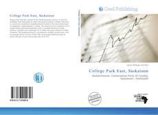 College Park East, Saskatoon的封面
