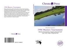 Обложка 1996 Masters Tournament