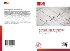 Bookcover of Convergence (Economics)