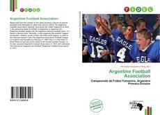 Buchcover von Argentine Football Association