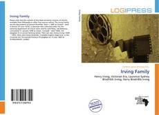 Capa do livro de Irving Family