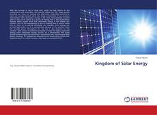 Bookcover of Kingdom of Solar Energy