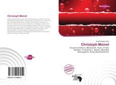 Christoph Meinel kitap kapağı