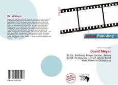 David Meyer的封面