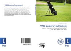 1989 Masters Tournament kitap kapağı