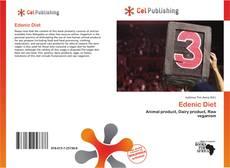 Bookcover of Edenic Diet