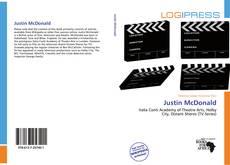 Capa do livro de Justin McDonald