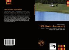 Portada del libro de 1982 Masters Tournament