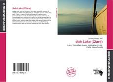 Bookcover of Ash Lake (Clare)