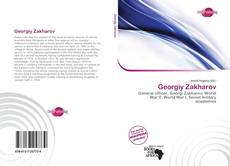 Bookcover of Georgiy Zakharov