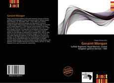 Bookcover of Geraint Morgan