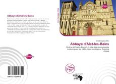 Bookcover of Abbaye d'Alet-les-Bains