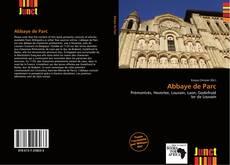 Обложка Abbaye de Parc