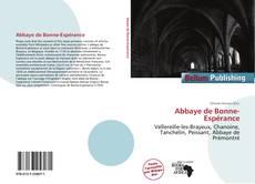 Borítókép a  Abbaye de Bonne-Espérance - hoz