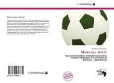 Couverture de Mamadou Baldé