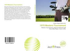 1970 Masters Tournament kitap kapağı