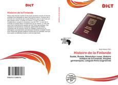 Обложка Histoire de la Finlande