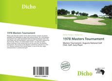 Portada del libro de 1978 Masters Tournament