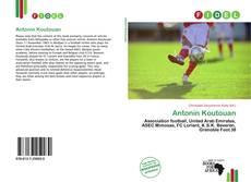 Buchcover von Antonin Koutouan