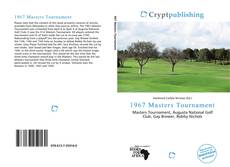 1967 Masters Tournament kitap kapağı