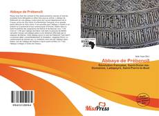 Abbaye de Prébenoît kitap kapağı