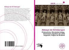 Abbaye de Grimbergen kitap kapağı