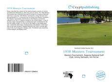Couverture de 1950 Masters Tournament