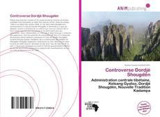 Capa do livro de Controverse Dordjé Shougdèn