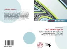 Portada del libro de .300 H&H Magnum