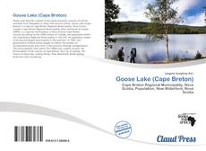 Bookcover of Goose Lake (Cape Breton)