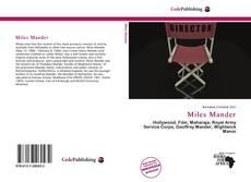 Bookcover of Miles Mander