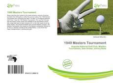 Portada del libro de 1949 Masters Tournament