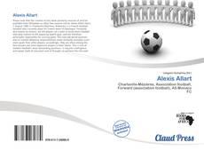 Bookcover of Alexis Allart