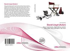 Bookcover of David Lloyd (Actor)