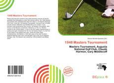 Portada del libro de 1948 Masters Tournament