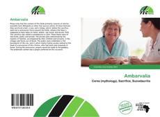 Bookcover of Ambarvalia