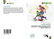 Buchcover von Leslie Adlam