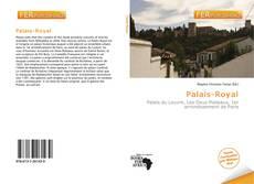 Обложка Palais-Royal