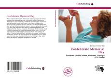 Bookcover of Confederate Memorial Day
