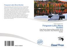 Bookcover of Ferguson Lake (Nova Scotia)