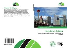 Buchcover von Kingsland, Calgary